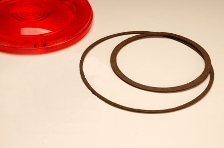 Tail Light Lens Gasket Kit For Travelall, Travelette, And Pickup.